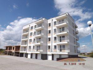Budynek mieszkalny wielorodzinny segment B-1 ul. Wieniawakiego Tarnów