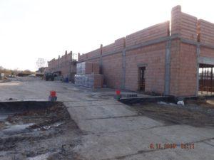Rozbudowa hali Certech, Niedomice