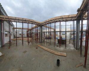 Budowa hali produkcyjnej – Tarnów ul. Nowatorska – Arkan