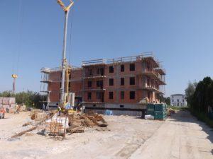 Budowa ulicy Świerkowej w Tarnowie